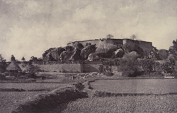 The Hill Fort at Trimium. [Tirumayam.]